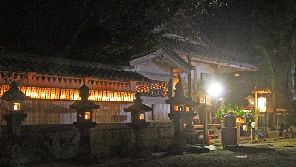 大村神社宵宮