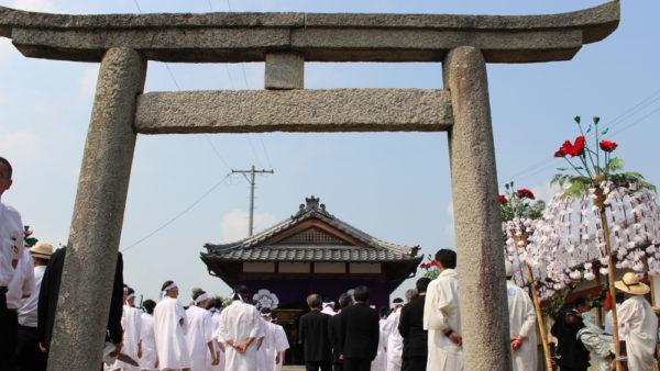 植木神社祇園祭 還幸祭