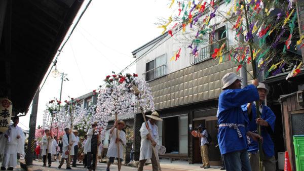 植木神社 祇園祭 還幸祭