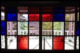 ギヤマンの色ガラス