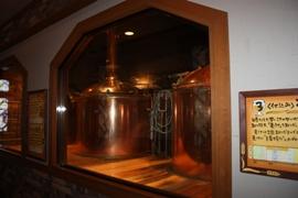 地ビール工房ブルワリー