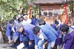 鸕宮神社秋祭り
