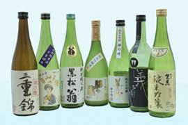 名産・伊賀酒