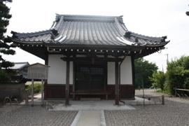 萬壽寺 観音堂