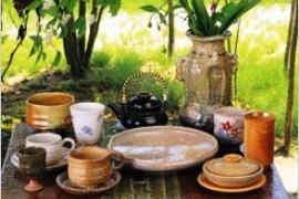 名産・陶器