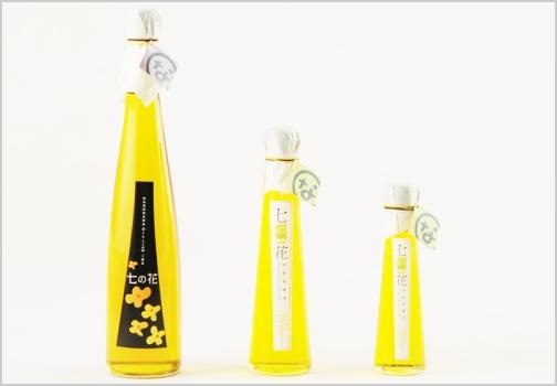 伊賀産菜種油「七の花」